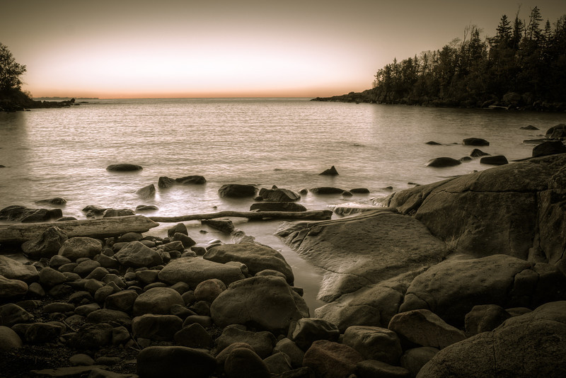 Pale Sunrise