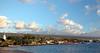 The town of Kona on the Big Island