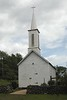 Father Damien the priest who helped the lepers, built this church on Molokai
