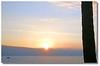 Sun sinks behind Lanai