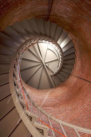 Interior Portsmouth Harbor Lighthouse_9293