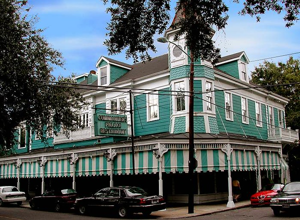Commanders Palace New Orleans