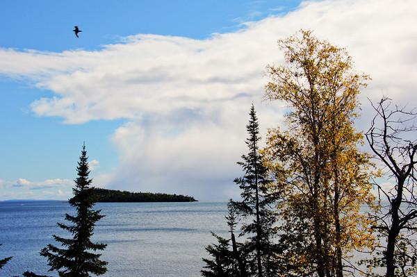 Grand Portage Rain Cloud
