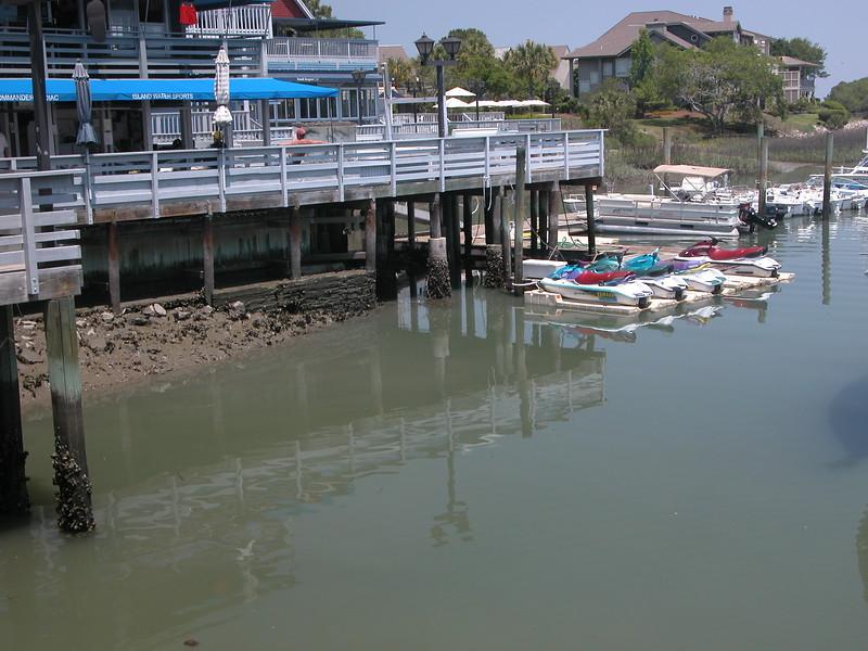 South Beach Marina.