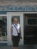Salty Dog Cafe in South Beach Marina.