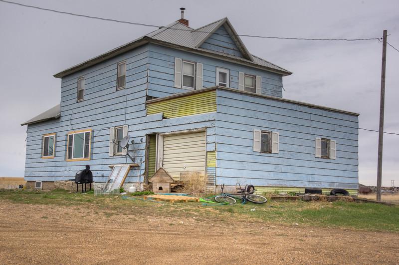 Grismer Farm House