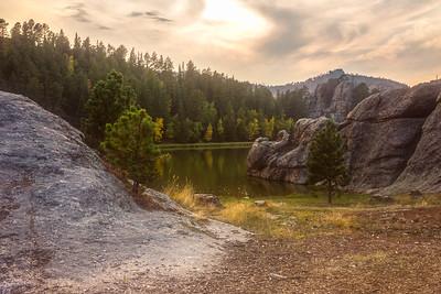 Sylvan Lake Black Hills