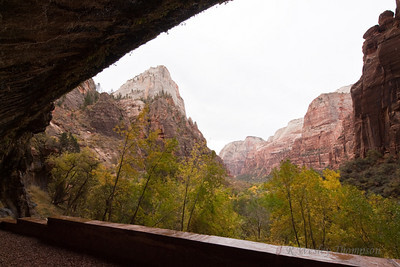 Under the Weeping Rock, Zion National Park