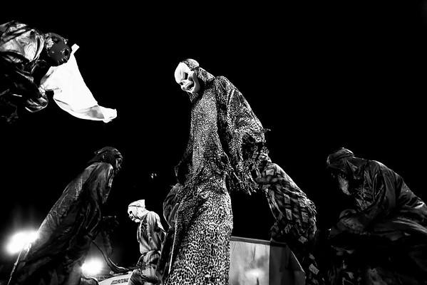 Masquerade of Fear