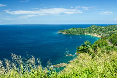 Bloody Bay, Tobago, Trinidad and Tobago 11 November 2014