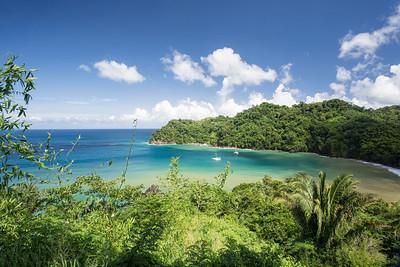Bloody Bay, Tobago, Trinidad and Tobago 7 November 2014
