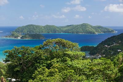 Scenery, Speyside, Tobago, Trinidad and Tobago 11 November 2014