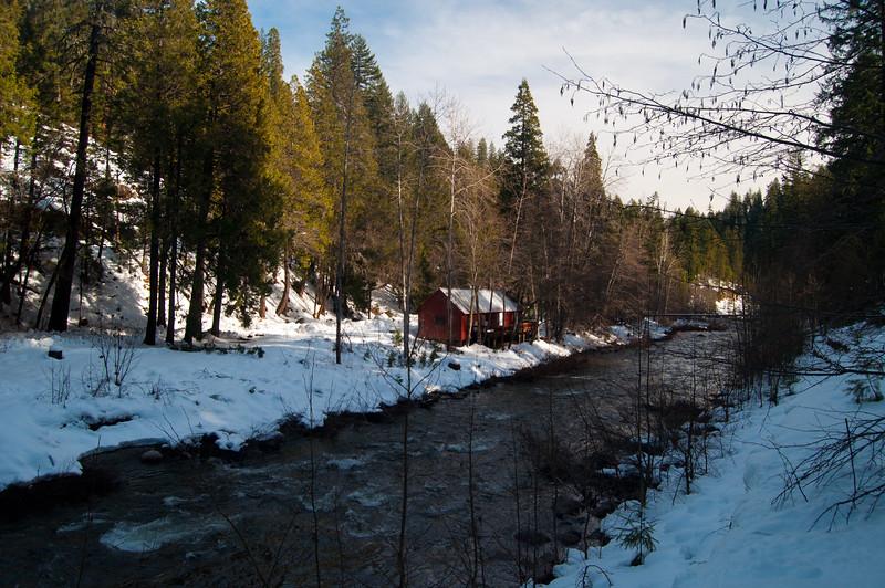 Stuarts Fork River