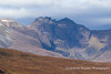 An Teallach from road to Dundonnell