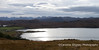 Looking South over Loch Thurnaig (just North of Poolewe) towards Torridon Mountain