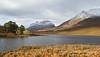 Liathach and Beinn Eighe from Loch Clair, Glen Torridon