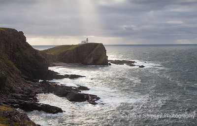 Stoerhead Lighthouse, near Stoer