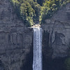 Taughannock Falls from the Upper Platform by he visitors center.
