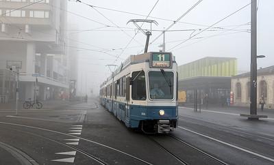 ZVV Tram
