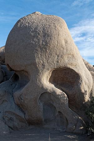 Skull Rock  perspective 1