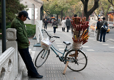 Mobile Vendor, Beijing
