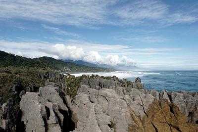 Punakaiki, South Island, NZ