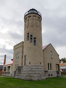 Old Mackinac Point Light, MI