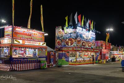 270 food vendors at the fair this year.