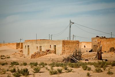 Beduin houses