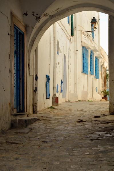 Alleyway, Sidi Bou Said
