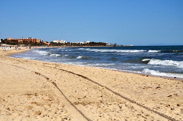 Beach, Sousse, Tunisia