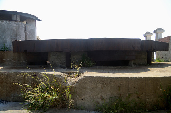 German bunker, Sidi Bou Said