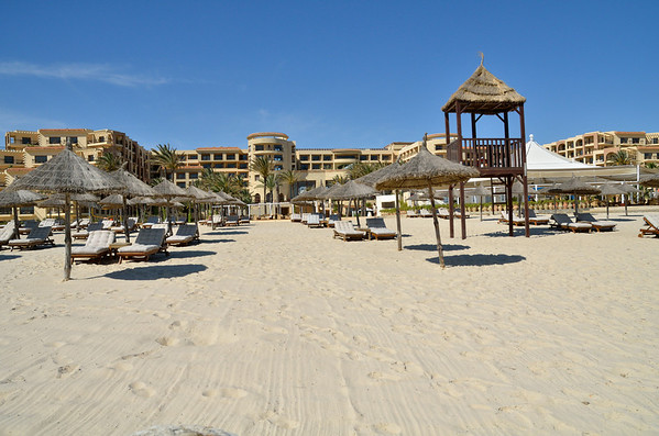 Beach at Movenpick, Sousse, Tunisia
