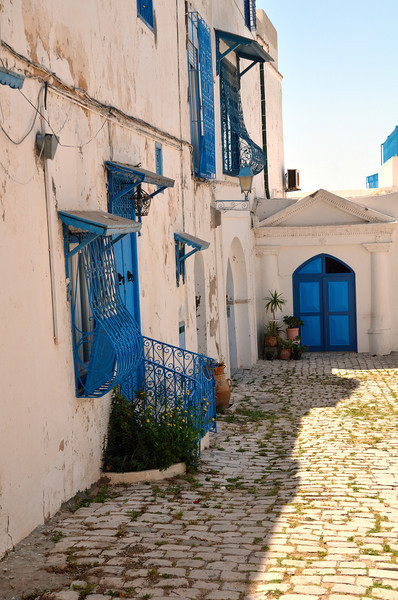 Alleyway, Sidi Bou Said