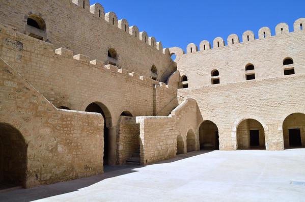 Inside the Rabat, Sousse