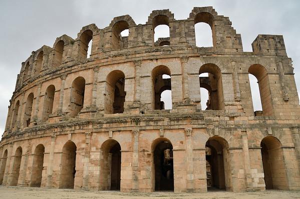 Roman Ampitheater, El Jem