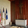 Chapel in American Cemetery, Carthage