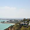 Gulf of Tunis coastline from Sidi Bou Said