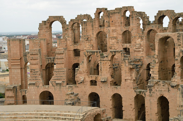 Amphitheater, El Jem