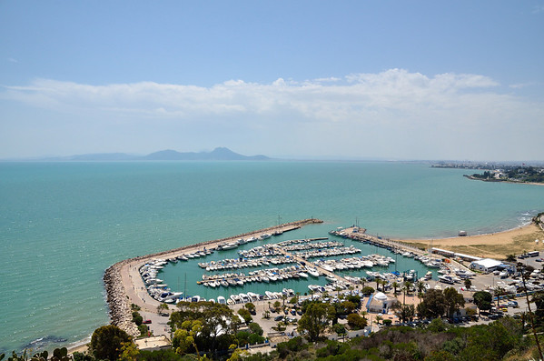 Marina, Gulf of Tunis