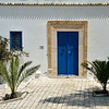 Blue doors and palms, Sidi Bou Said