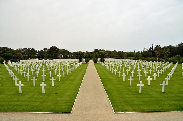 American Cemetery, Carthage