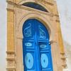 Blue doors,Sidi Bou Said