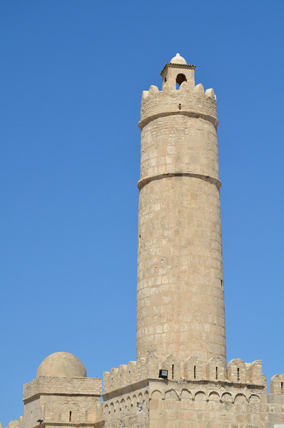 Ribat tower, Sousse