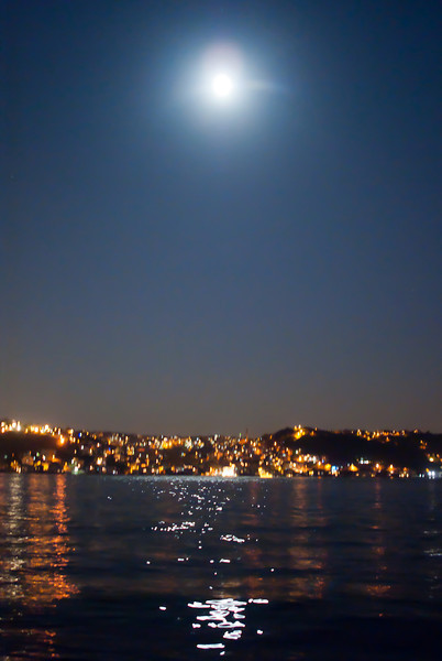 Bosphorus Moon.