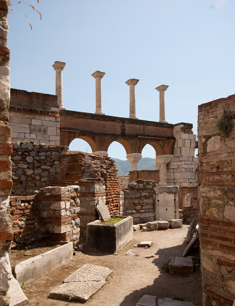 Ruins of St. John.