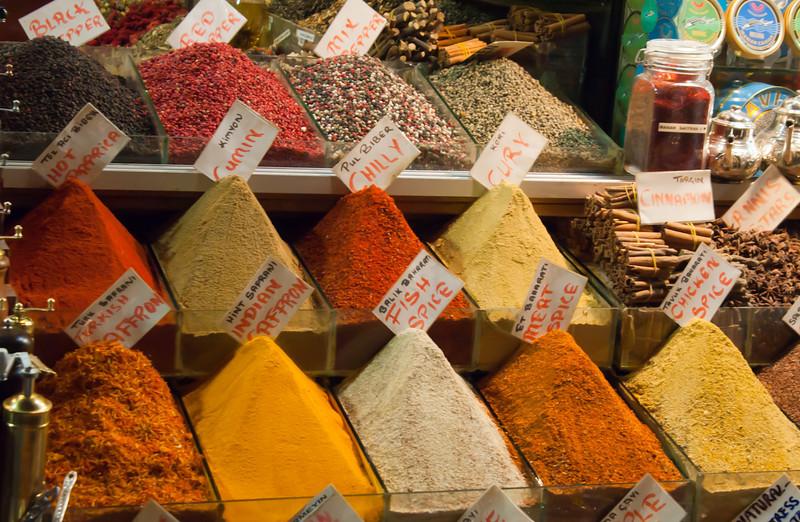 The Spice Market.