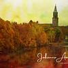 tuomiokirkko syksyllä