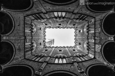 Palazzo Publico Torre del Mangia - Siena