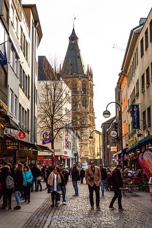 Around Cologne